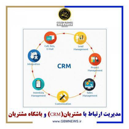 مدیریت ارتباط با مشتریان(CRM)و باشگاه مشتریان